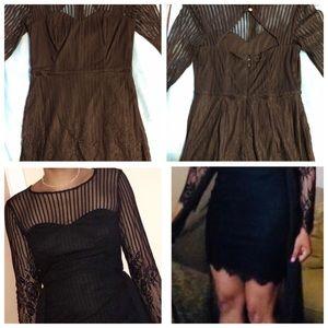 Little Black fashionable dress